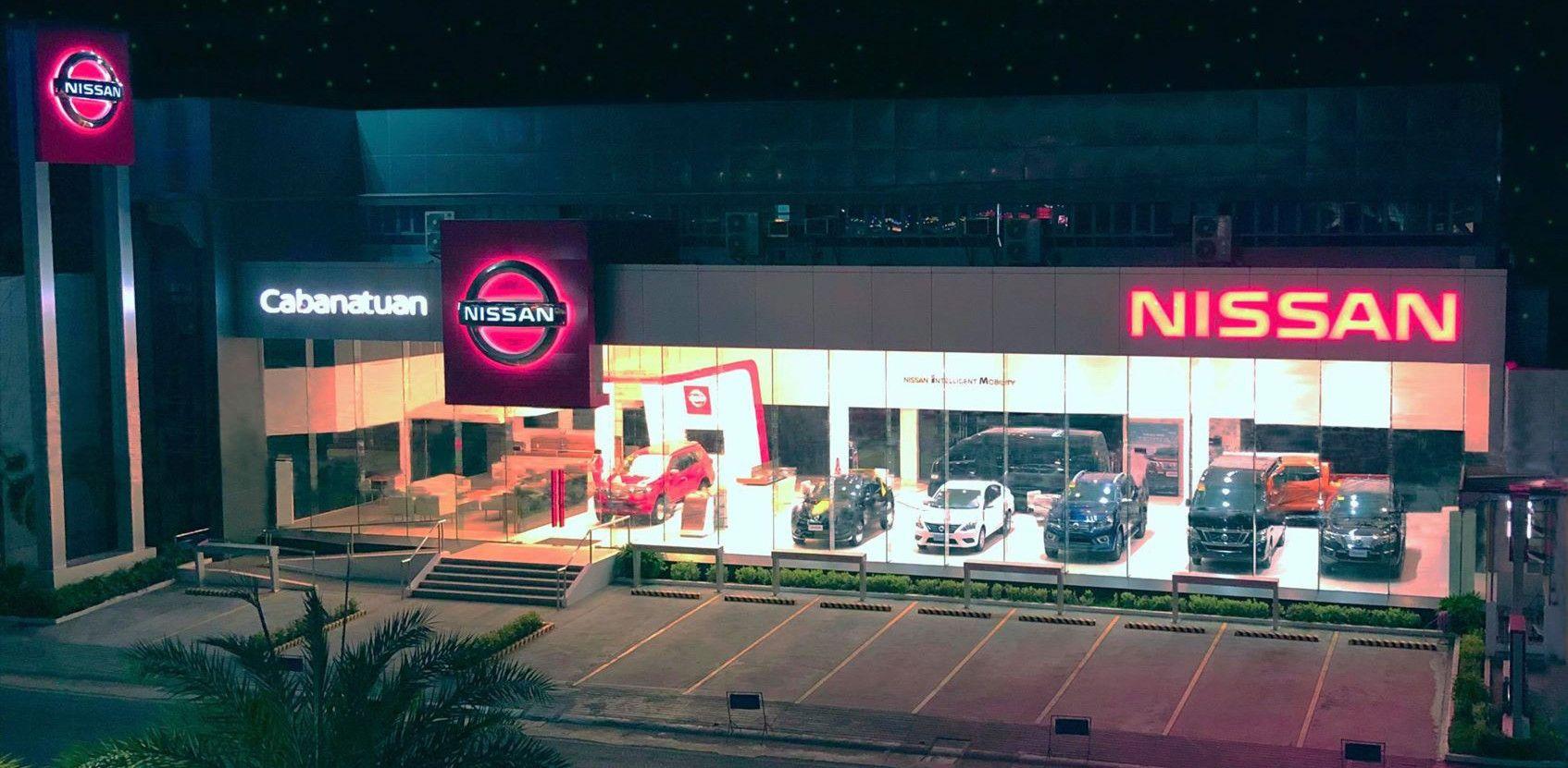 nissan ph officially opens new dealership in cabanatuan nissan dealership japanese cars pinterest