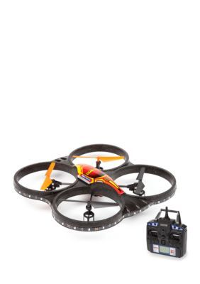 World Tech Toys 2.4Ghz 4.5ch Horizon Spy Drone Picture & Video Remote Control Quadcopter