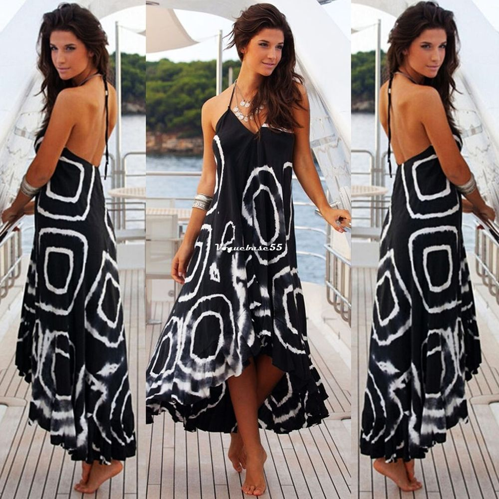2016 Sexy Frühling Sommer Europa lose Sleeveless Abend Partei ...
