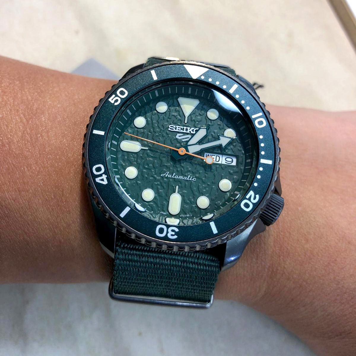 Rebirth of cool The New Seiko 5 Sports line (With images