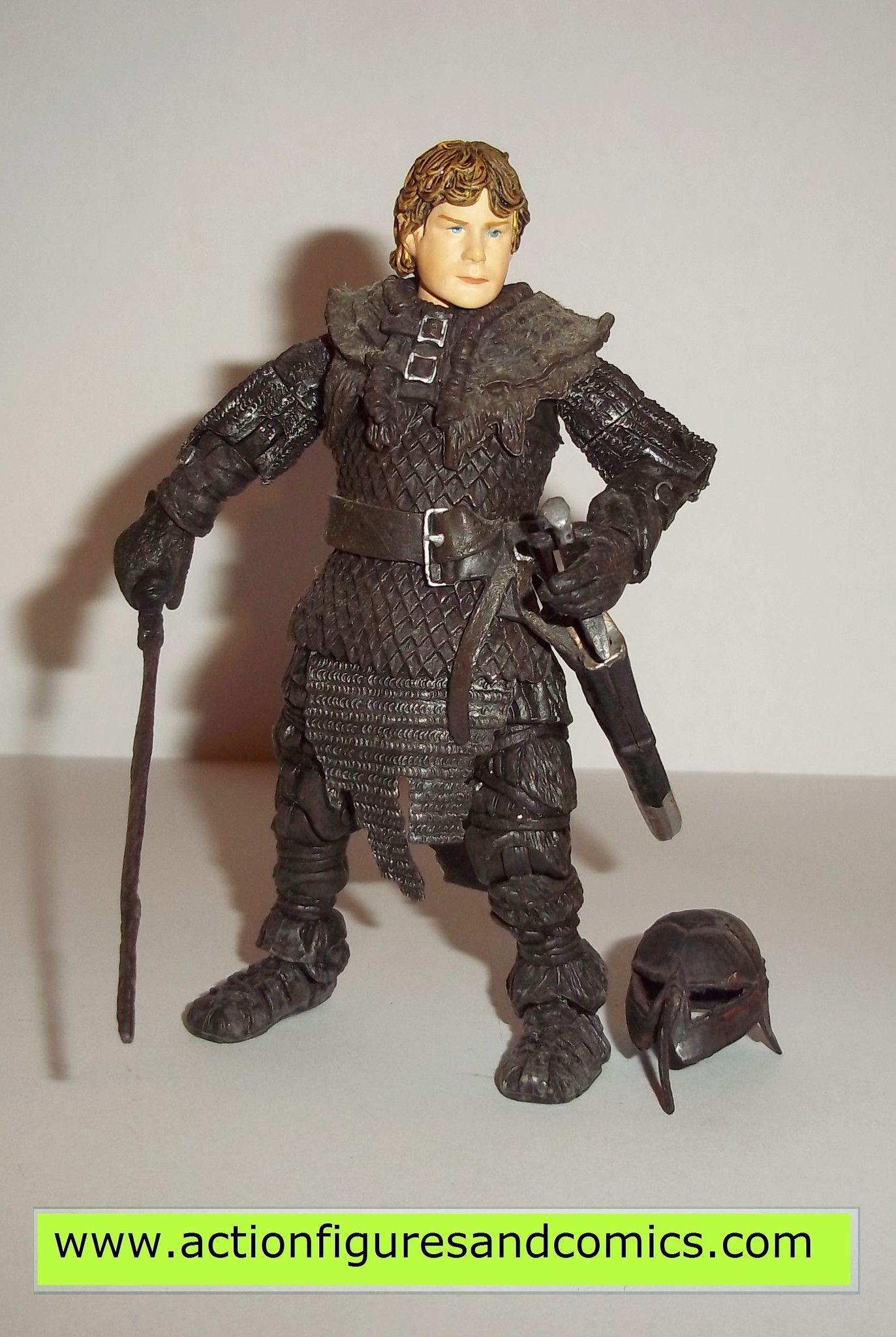 Lord Of The Rings Samwise Gamgee Goblin Armor Toy Biz Complete Hobbit Samwise Gamgee The Hobbit Goblin