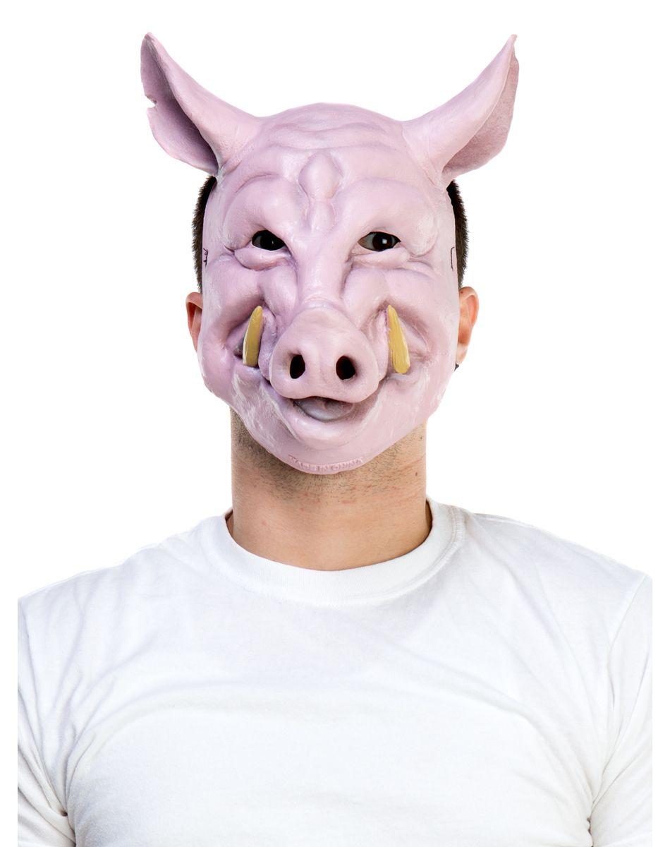 Halloween Mask Pig – MIJV
