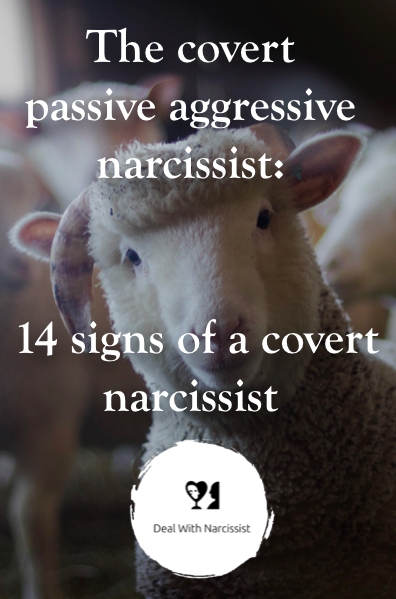 14 signs of a covert narcissist