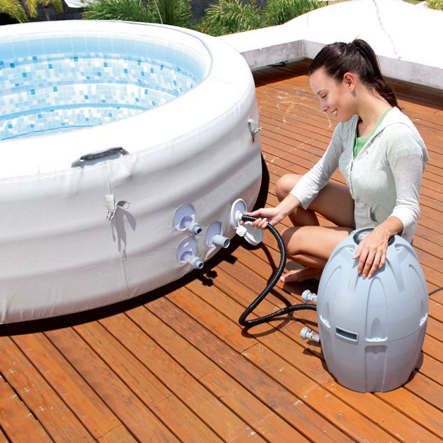 Pin On Inflatable Hot Tubs