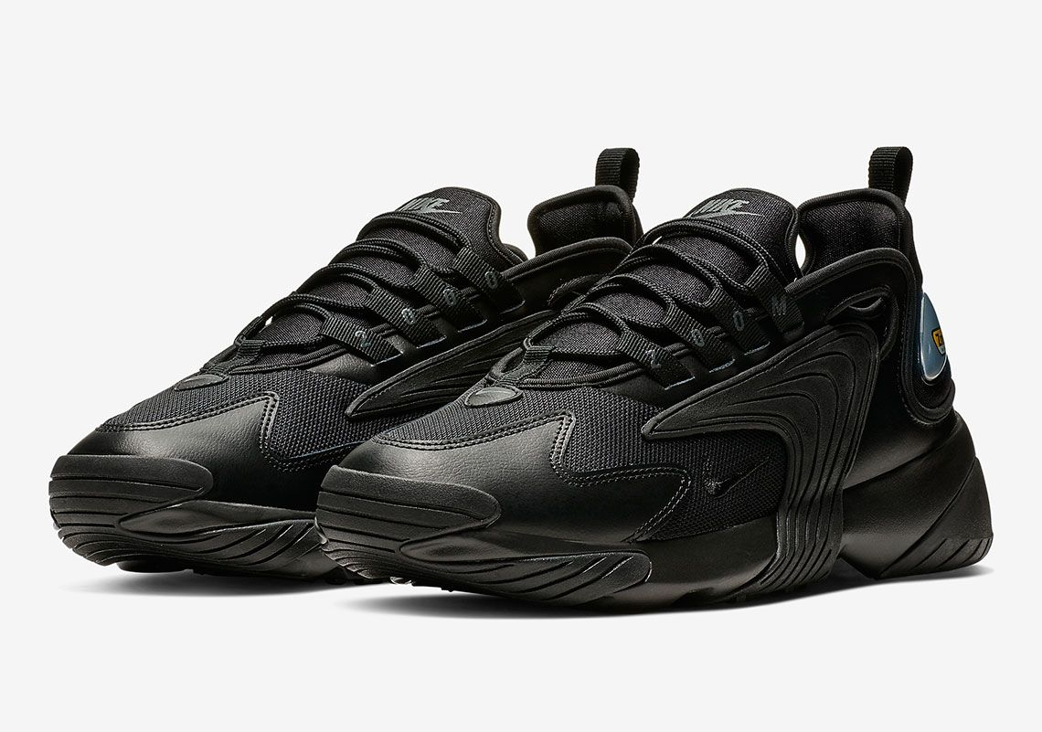 The Nike Zoom 2K Is Like A Basketball Version Of The M2K ...