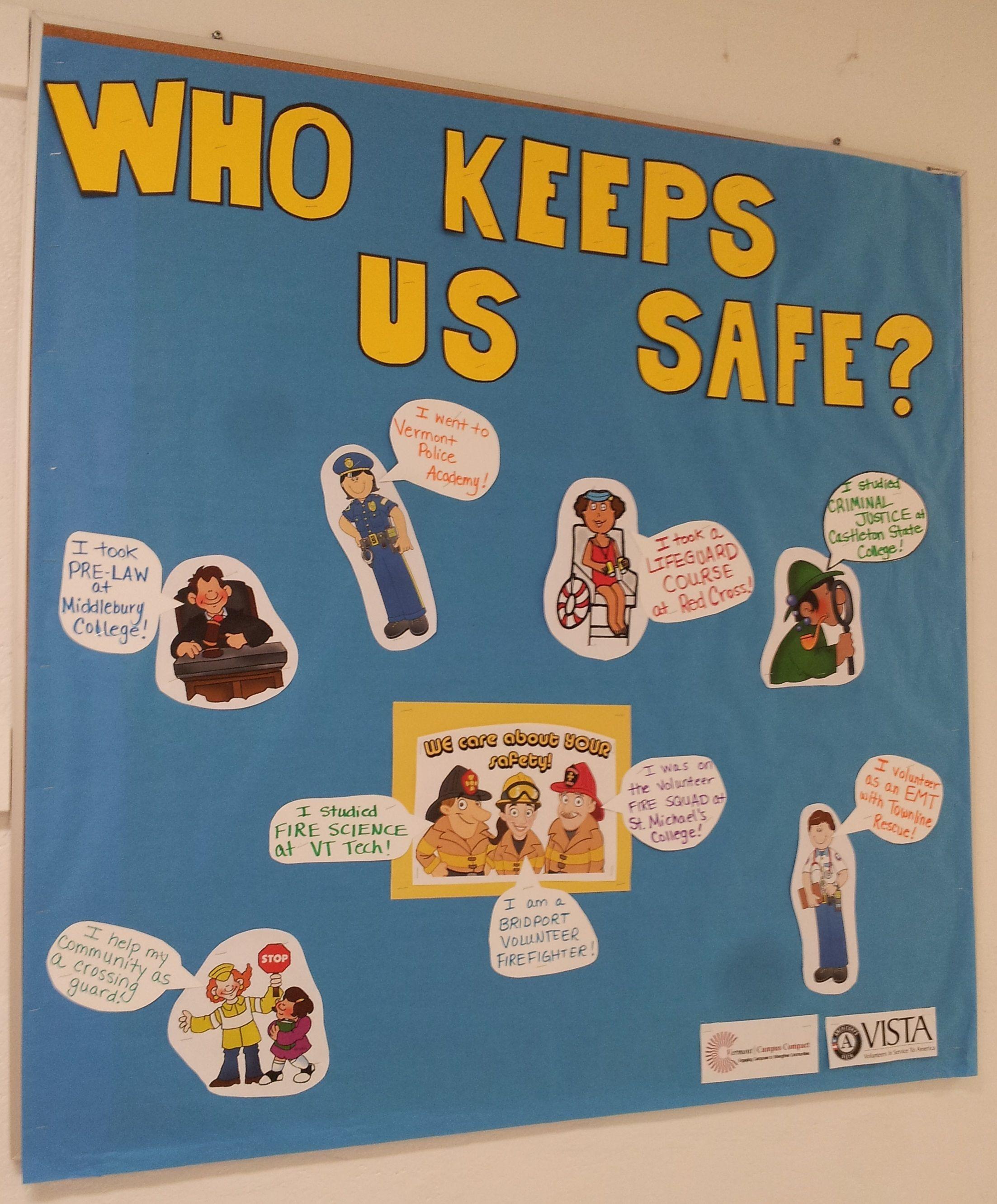 Who Keeps Us Safe
