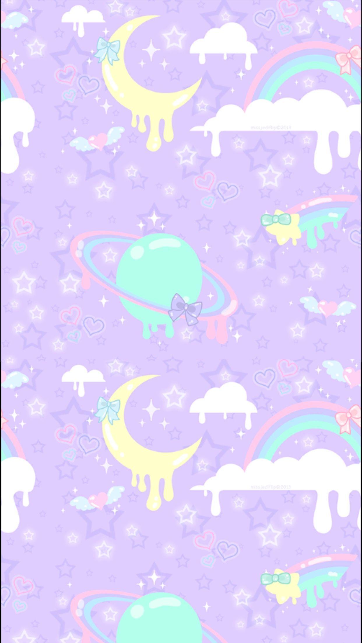 Pin By Amber On Kawaii Tokidoki Goth Wallpaper Pastel Goth