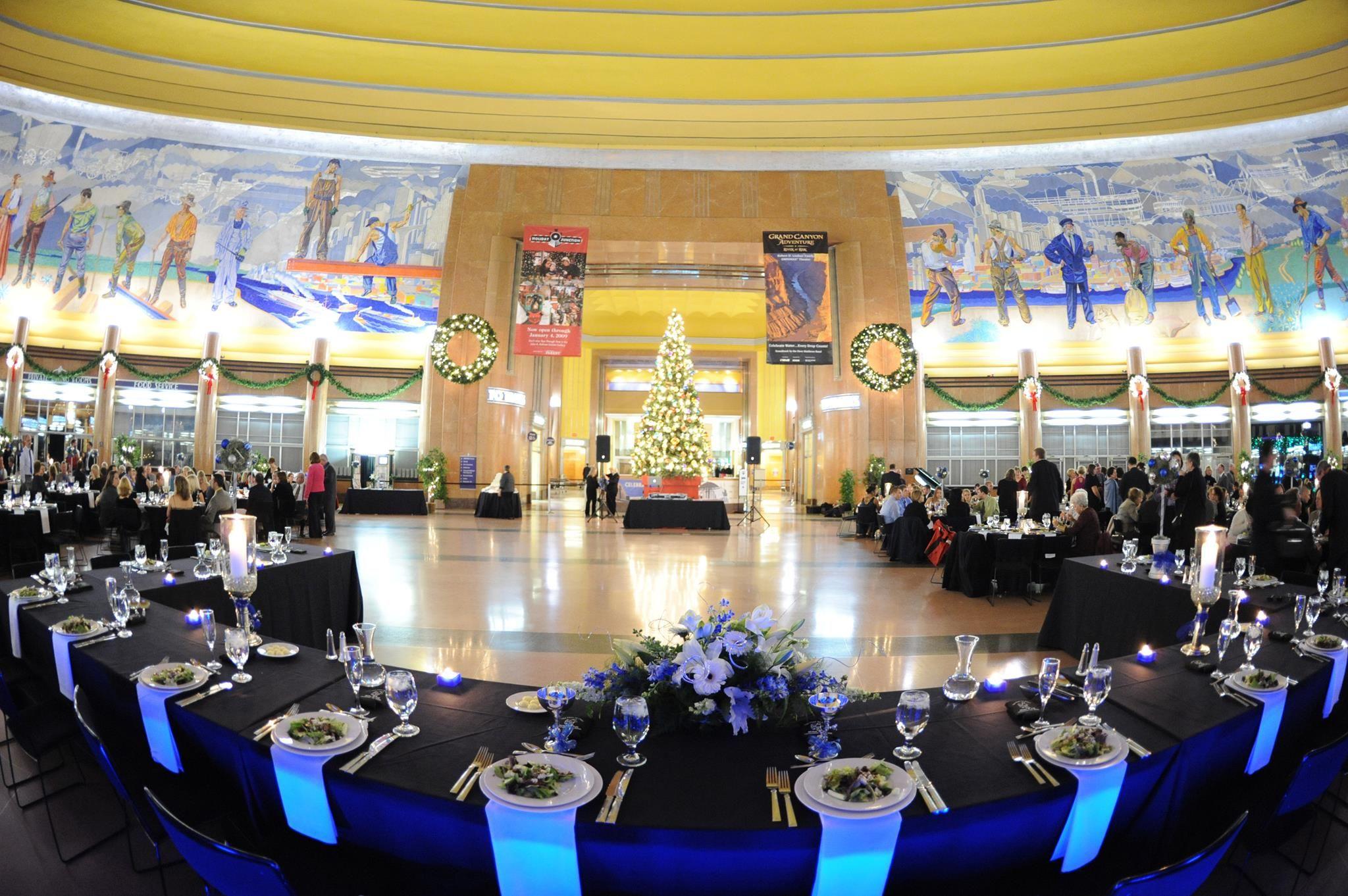 Event in the rotunda at cincinnati museum center cincinnati museum event in the rotunda at cincinnati museum center junglespirit Image collections