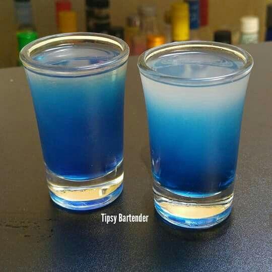 Blueberry Uv Mixed Drinks