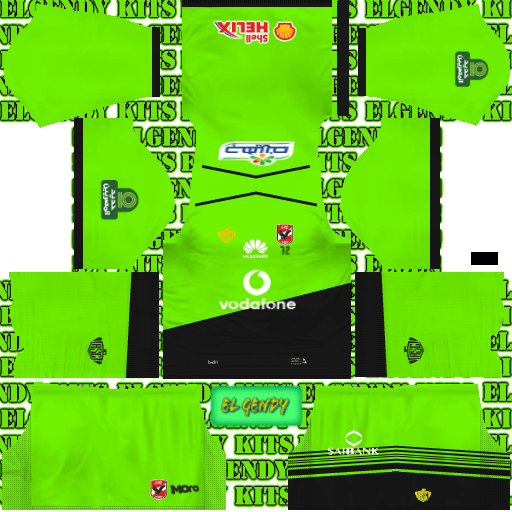 Goalkeeper Dream League Soccer Kits Al Ahly 2018 19 Url 512x512 Away Soccer Kits Soccer League