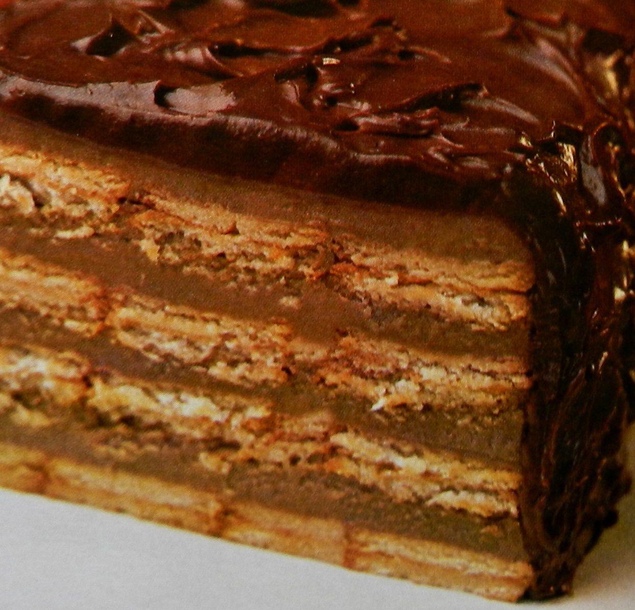 Receita de Pavê de chocolate com café especial. Enviada por michelle e demora apenas 40 minutos.