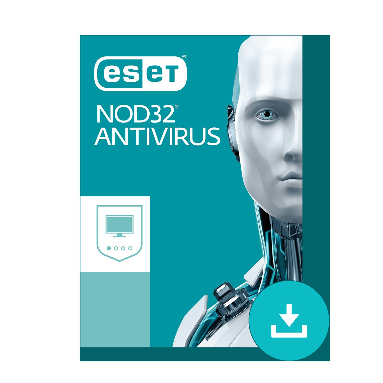 ESET NOD32 Antivirus for Windows 2019 | 1 Device & 1 Year ...