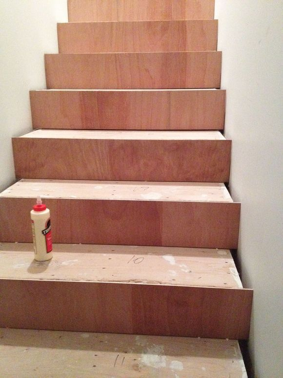 Best Modern Plywood Stairs Google Search In 2020 Plywood 400 x 300