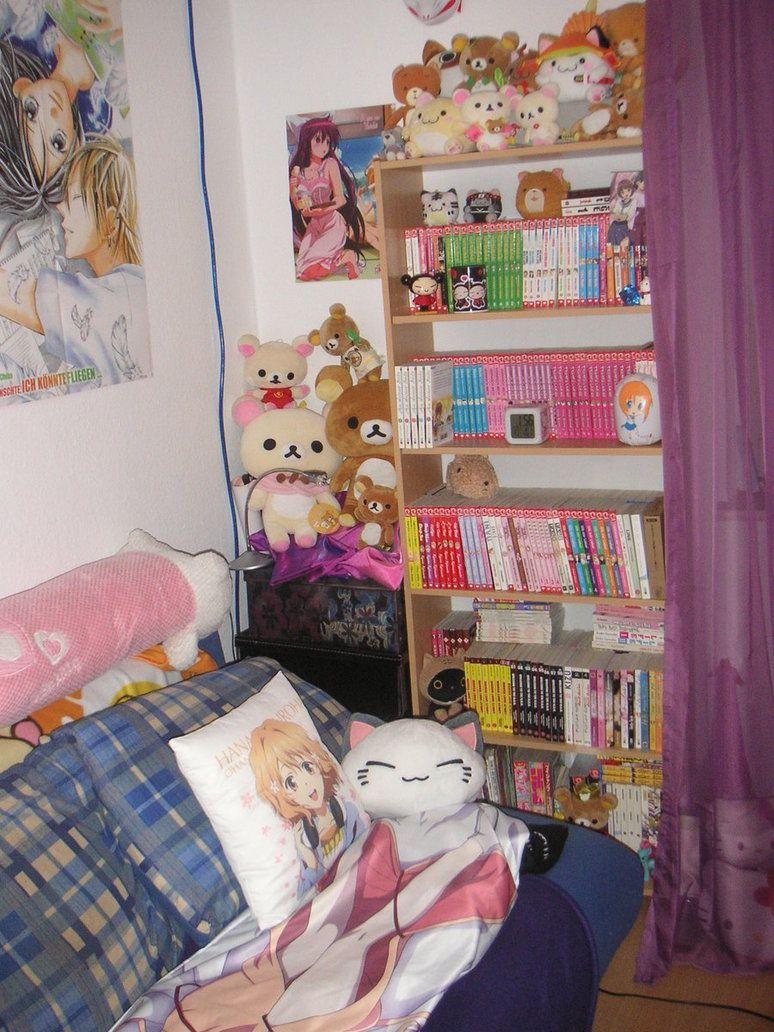 Otaku Room ♡ Room Ideas ♡ In 2019 Otaku Room Kawaii