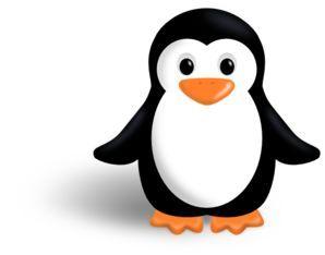 Penguin Clip Art Cute Arms And Nice Beak The Secrets Of Clip Art Cartoon Birds Printable Art