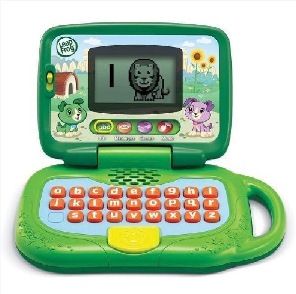 Education Scholastic Toy Laptop Toys Alphabet Electronic ...