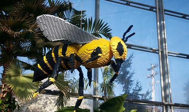 Lego fans may just want to make a trip to selected botanical gardens and zoos located in the USA, as New York artist Sean Kenney's solo exhibition, Nature Connects, is touring, showcasing whimsical foxes, frogs, butterflies, and bees made entirely of Lego bricks. A hefty American water buffalo alone is made up of 45,143 of […]