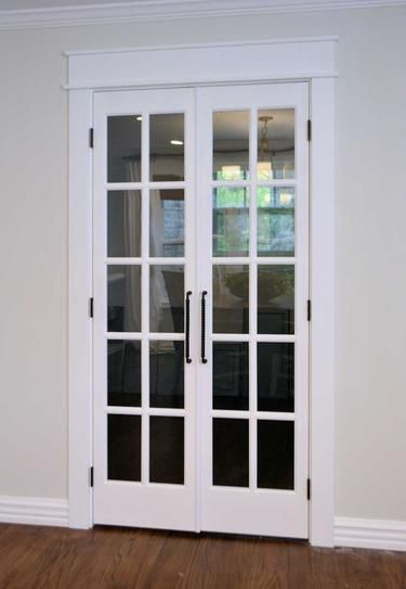 Pinecroft 30 In X 80 In Classic Clear Full Lite French Glass