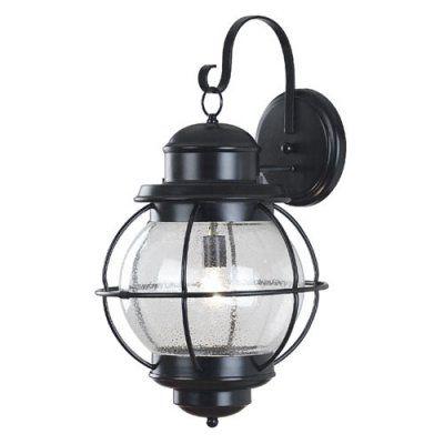 Hanging lantern for the hallway?