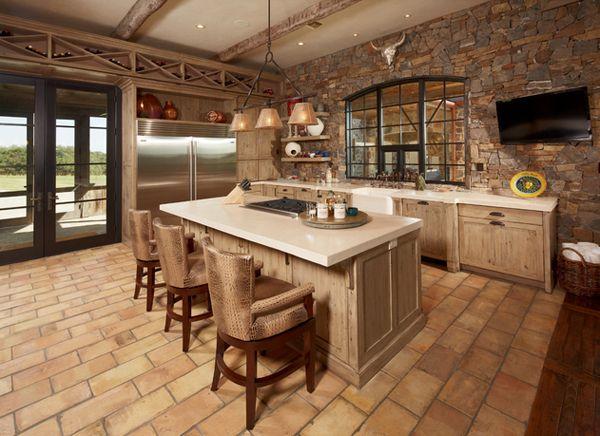 24 Beautiful Western Kitchen Decor Ranch Ideas Western Kitchen