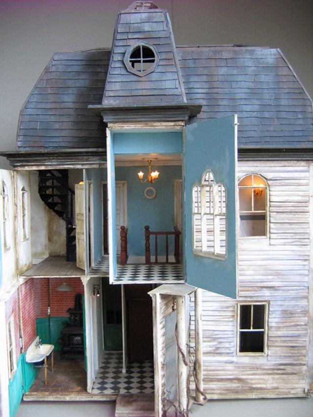 Looks Like A House Off A Scary Movie Maybe Texas Chainsaw Massacre