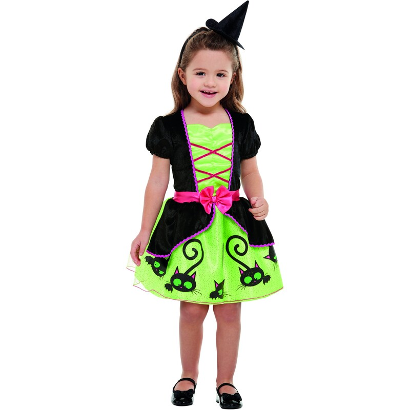 Halloween Toddler Witch Costume Size 23 Halloween
