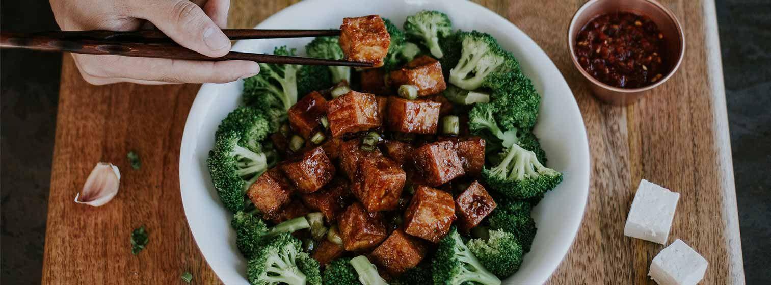 Gingerbroccolichicken free appetizer gluten free menu
