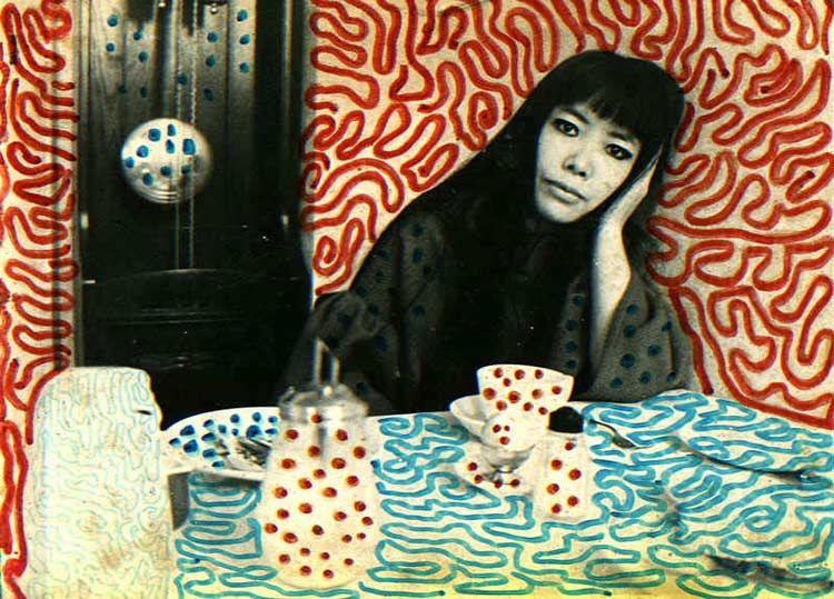 Kusama princess of polka dots yayoi kusama japanese
