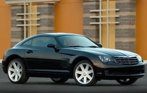 Used 2008 Chrysler Crossfire For Sale Near You With Images