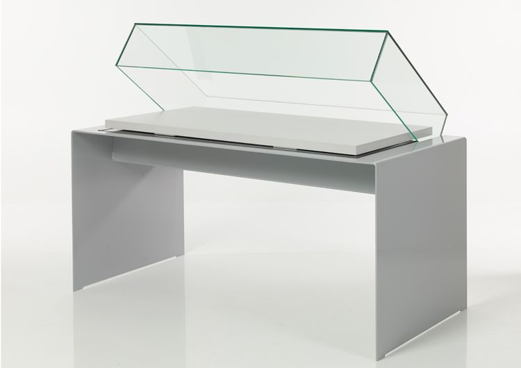 12 Diy Display Cases Ideas Which Make Your Stuff More Presentable Display Furniture Table Top Display Case Display Case