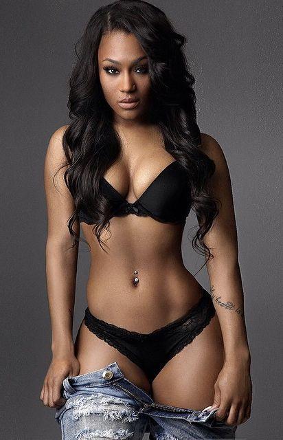 Hot Ebony Beauties Ebony Babe