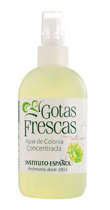 GOTAS FRESCAS Agua de Colonia Concentrada Vapo 250 ml - SPANISH SHOP ONLINE | Spain @ your fingertips