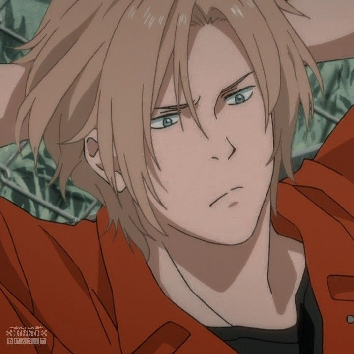 icon ash lynx in 2021 fish icon aesthetic anime anime