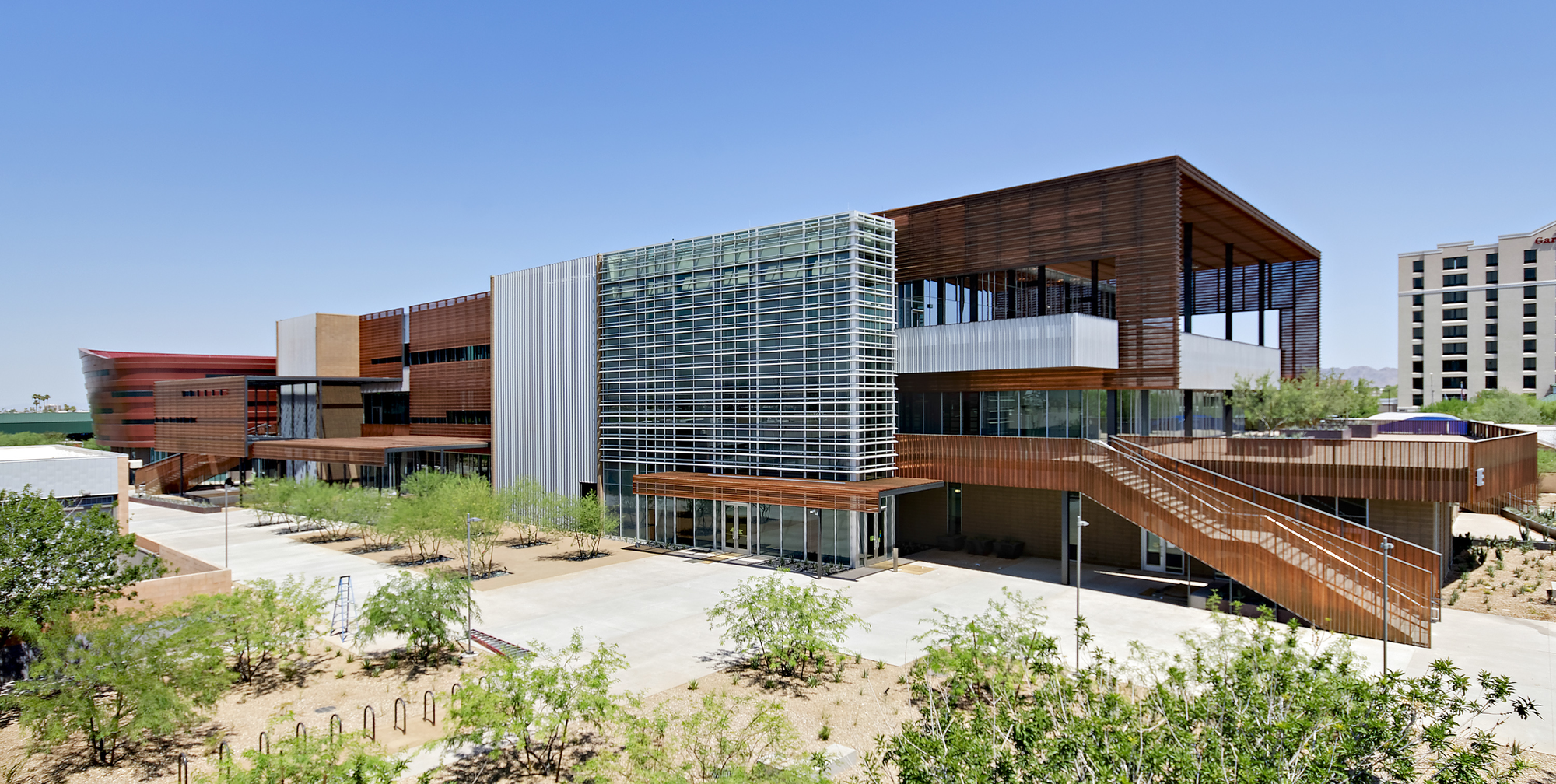 Gallery Of Gateway Community College Smithgroup Jjr 27