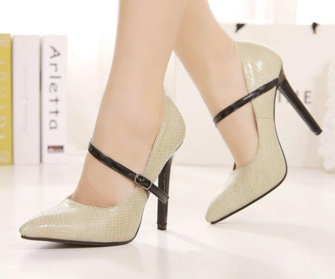 New Designs Las Very Nice Shoes Womens 2017 Thick High Heels Walk Pivot Turn Pinterest And Heel