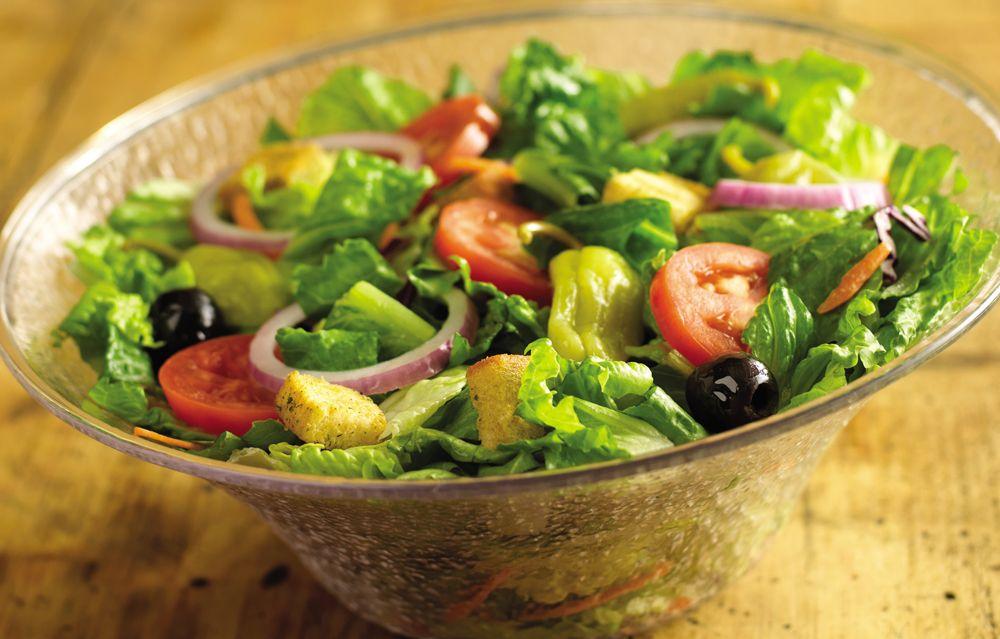 Olive garden salad mmmmmm how am i not huge salad - Olive garden italian salad dressing recipe ...