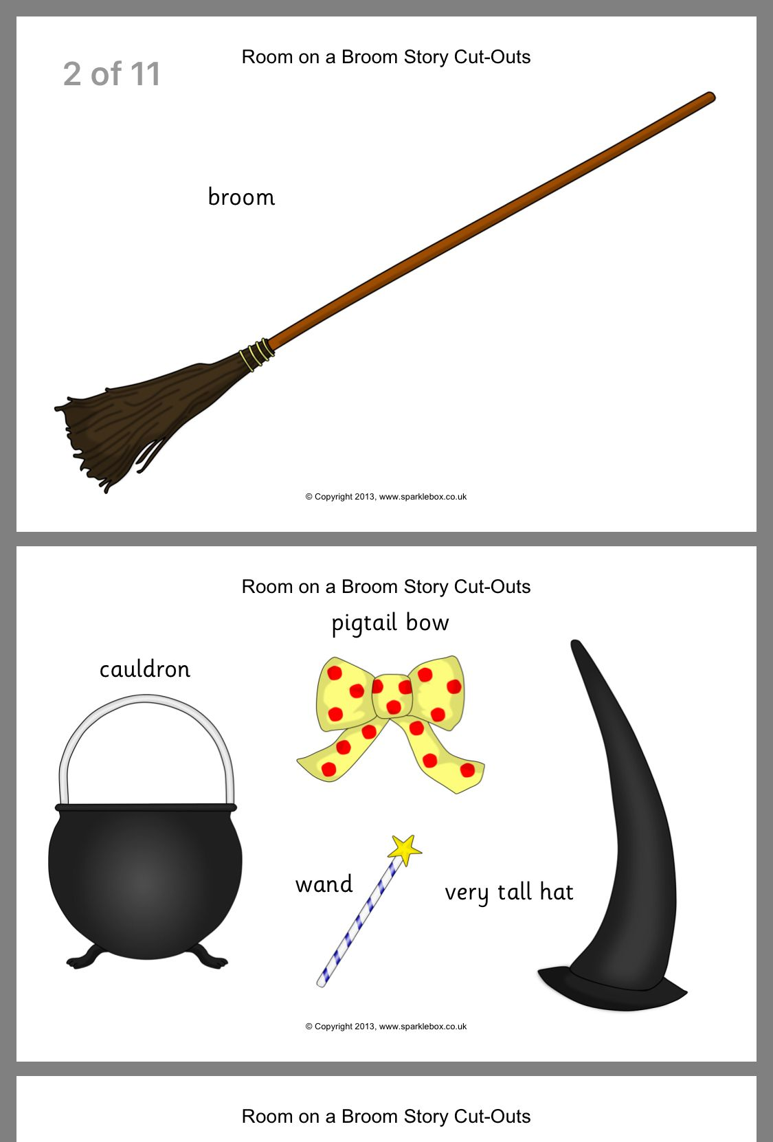 Pin By Claudia Conine Rios On Halloween Room On The Broom Kids Literacy Homeschool Crafts [ 1662 x 1125 Pixel ]