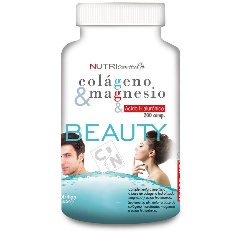 Collagen Magnesio El Colageno Con Magnesio Te Resultara De Gran