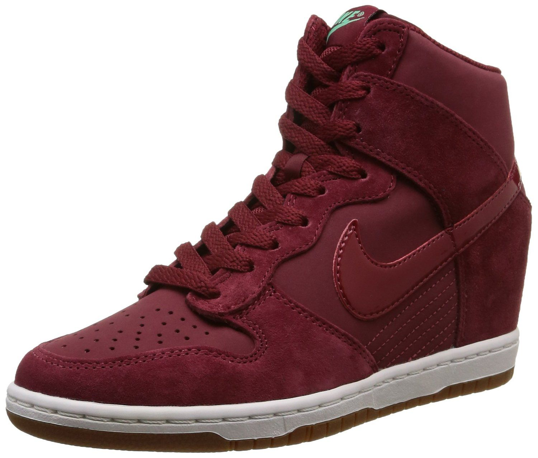 Amazon.com: Nike Women's Dunk Sky Hi Essential Fashion Sneaker: NIKE: Shoes