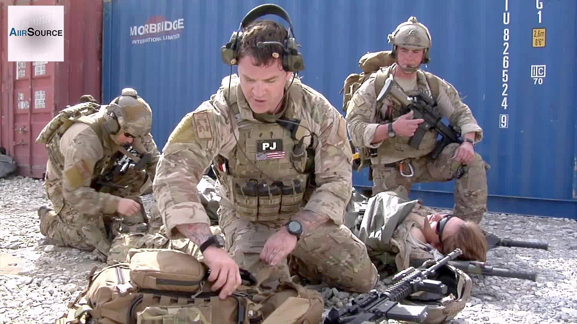 Usaf Pararescuemen Train In Afghanistan Navy Seal Training Air