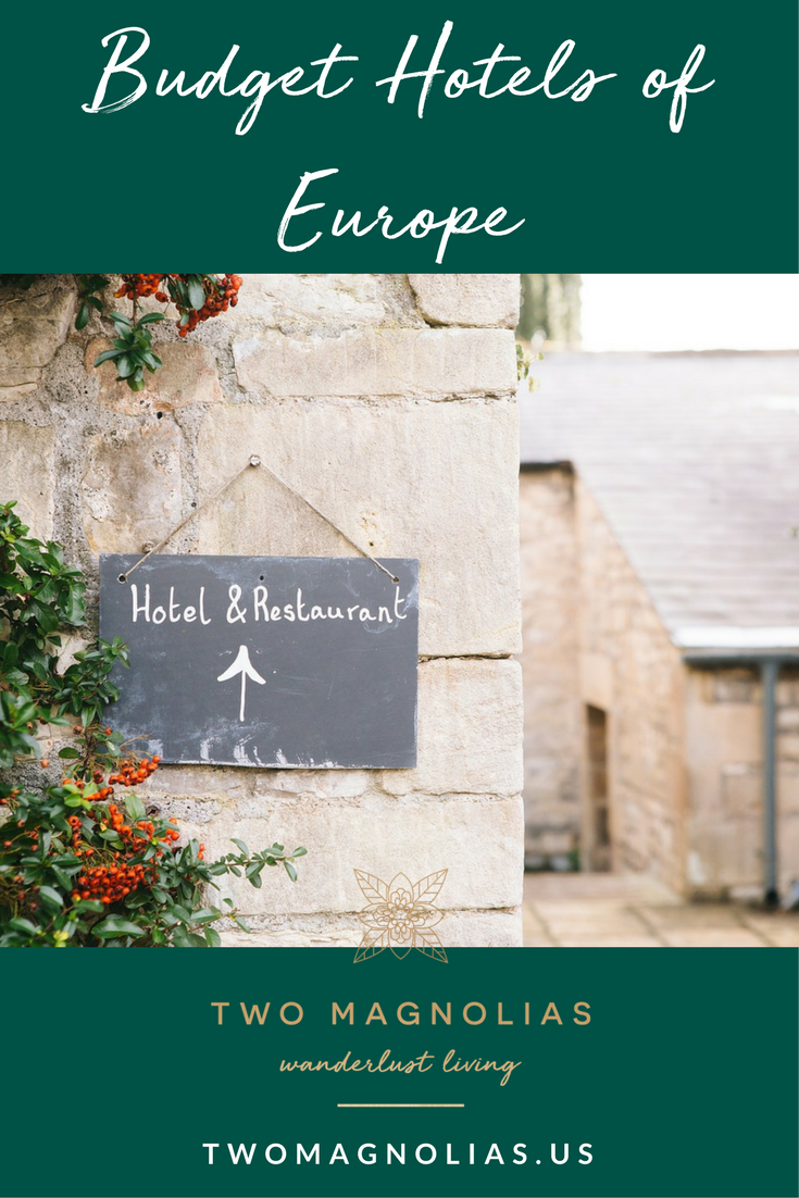 Budget Hotel Chains In Europe Europe Budgeting World