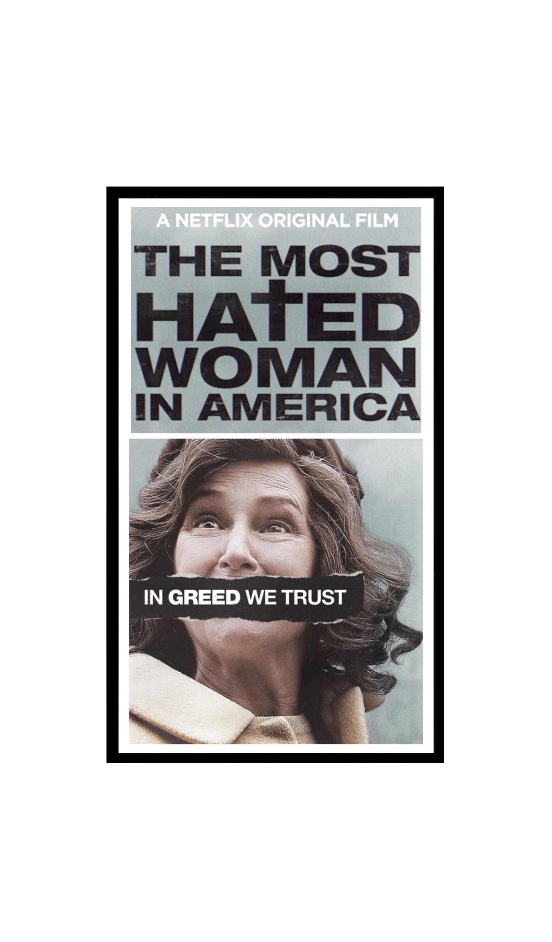 Movie The Most Hated Woman in America Women in america