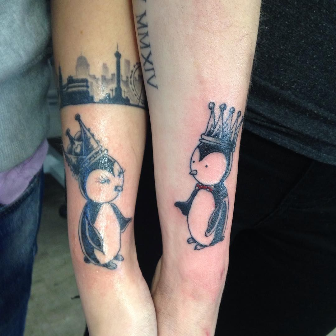 10 Penguin Tattoo Designs And Ideas: Pin By Top World Tattoo On Top Worlds Tattoos
