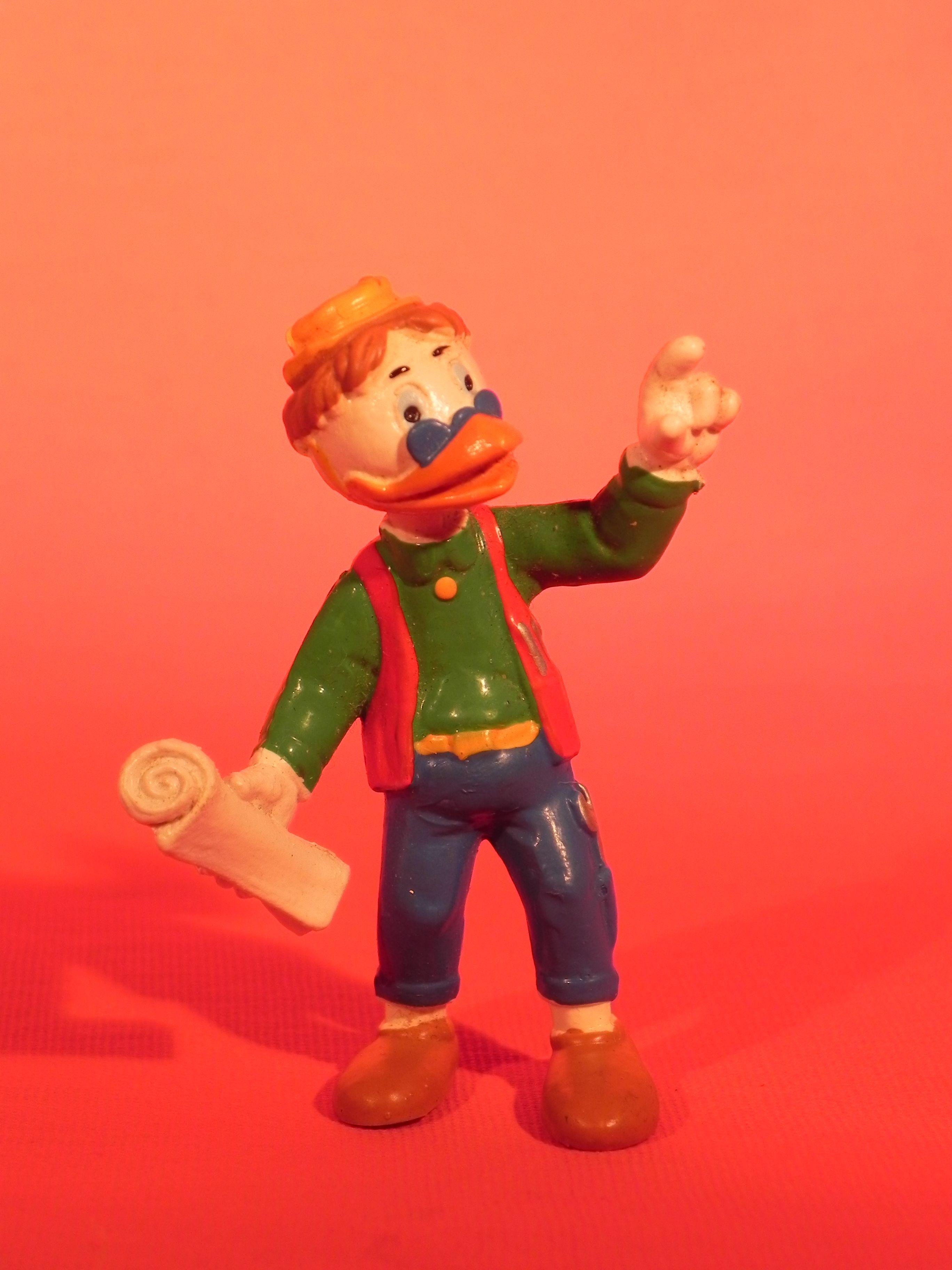 Duck Tales - Gyro Gearloose