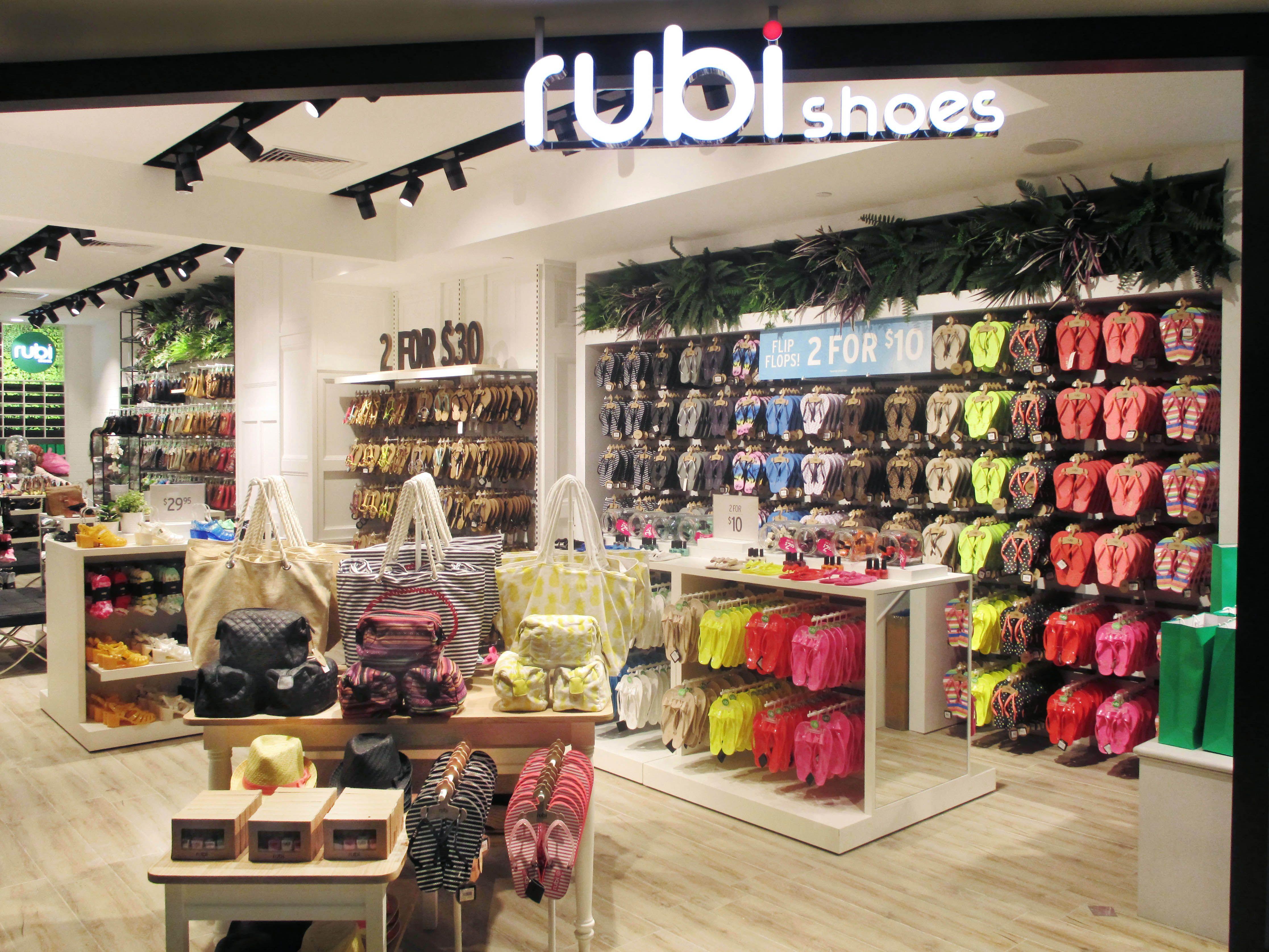 Rubi Shoes Shoes, Singapore, Home
