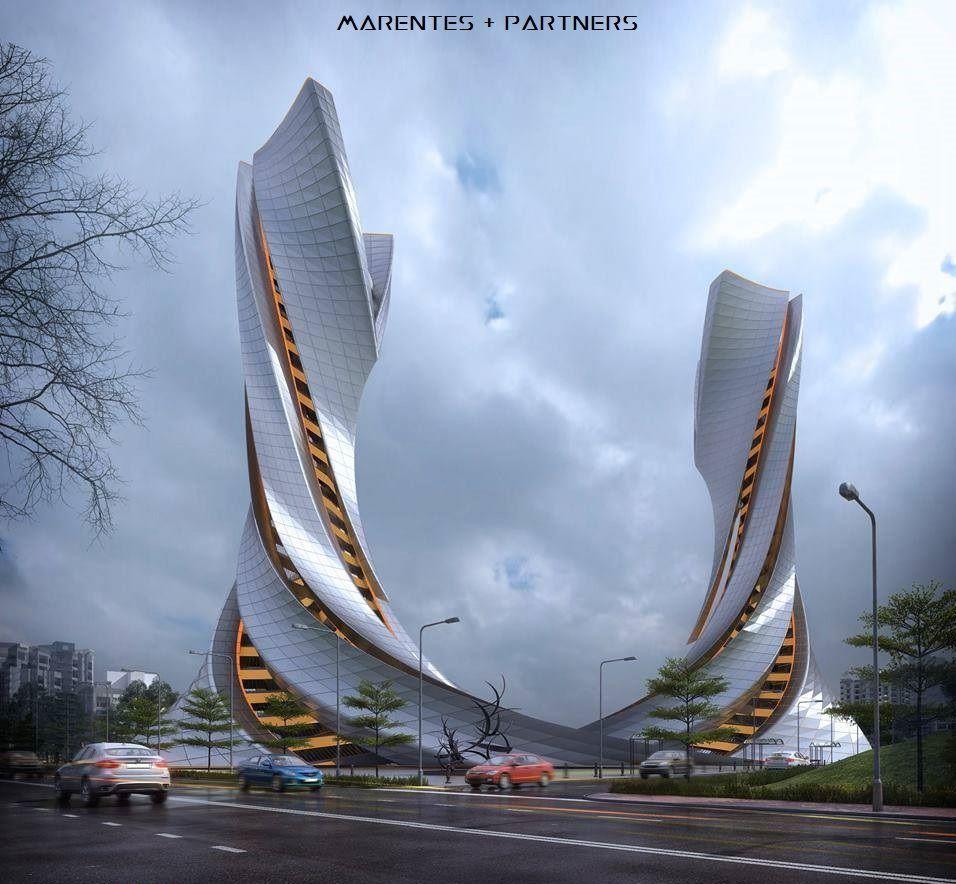 Designof Hizdahr Tower Architecture Design Unique