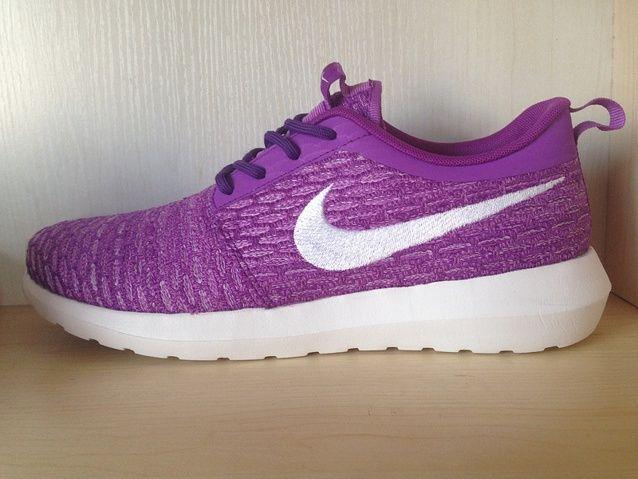 Hohe Qualität Nike Roshe Run Weiß Roserot Schuhe, EUR €78.27 |