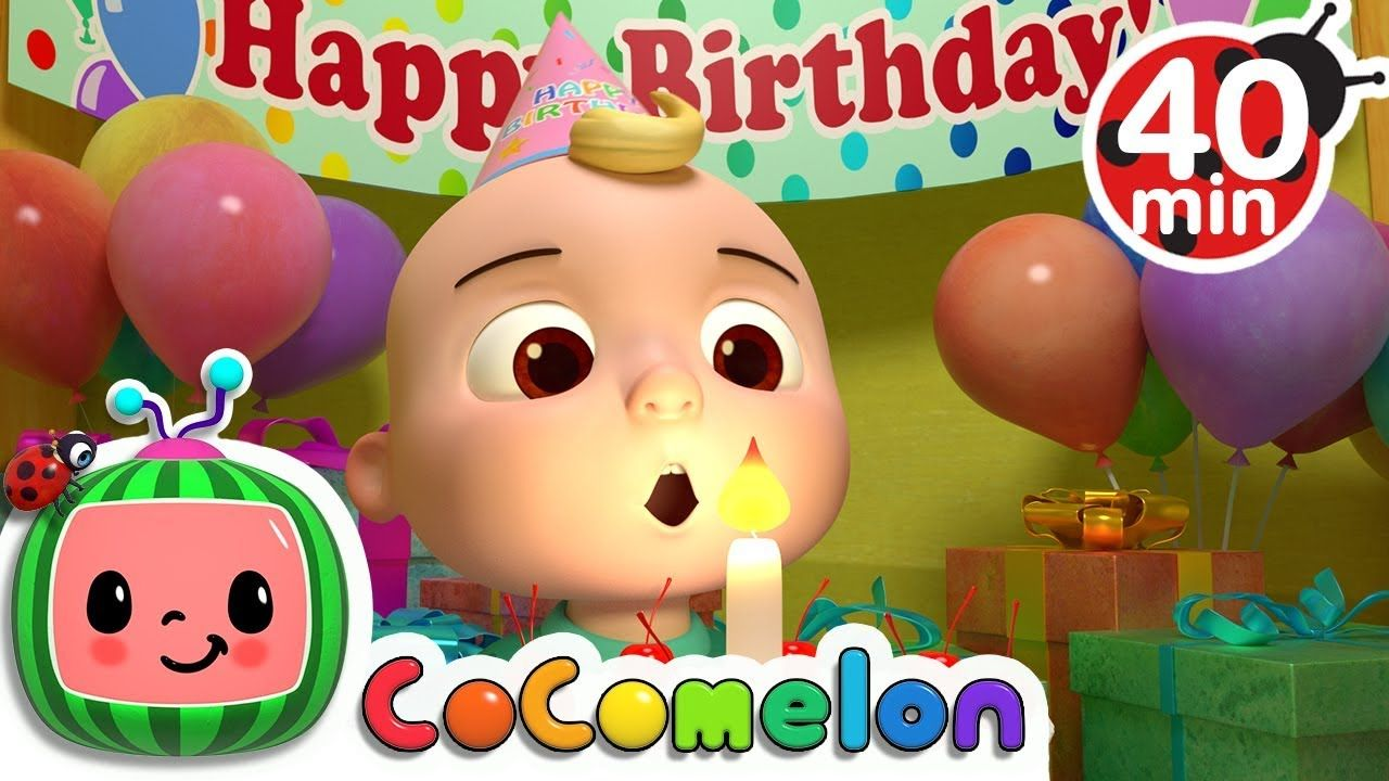 50++ Cocomelon coloring pages happy birthday ideas