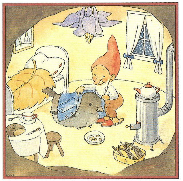 Weihnachten Mit Ida Bohatta Bild 15 Children S Book