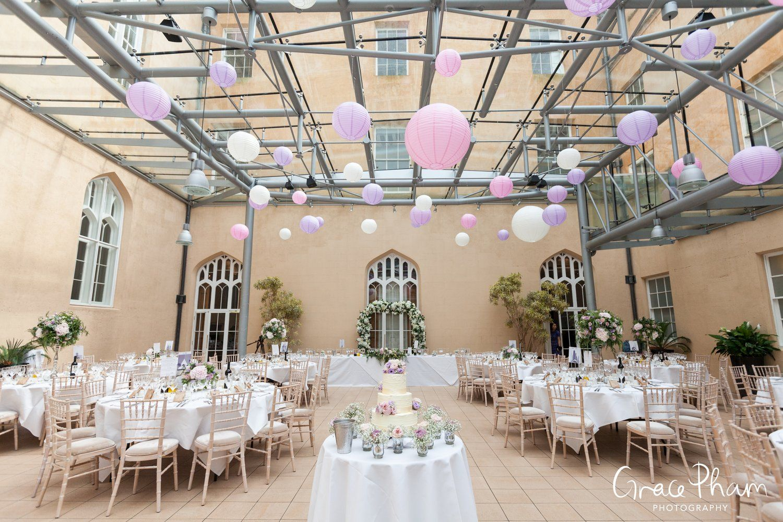 Ditton Park Manor Wedding Reception Captured By Grace Pham